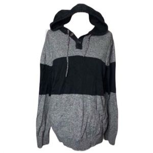 Urban Outfitters CPO Provisions Stripe Hoodie